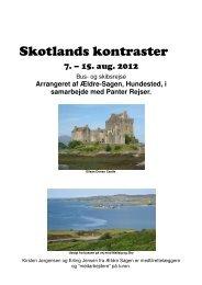 Skotland den 7. august - Ældre Sagen