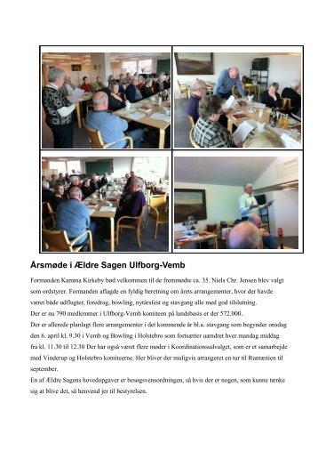 Læs referat og se billeder fra Årsmødet onsdag den 9 ... - Ældre Sagen