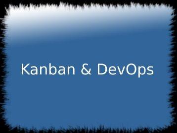 Kanban & DevOps - metalab