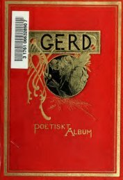 Gerd : en svensk antologi