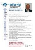 Rückblick auf das abgelaufene Vereinsjahr – 2007 im Zeitraffer - Seite 3