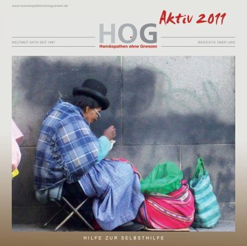 HOG - Aktiv 2011 - Homöopathen ohne Grenzen