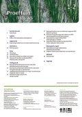 Inhoud 2012 - Proeftuinnieuws - Page 3