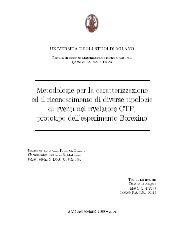 Tesi di Laurea - Borexino