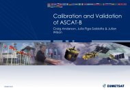 Calibration and Validation of the Advanced Scatterometer on Metop-B