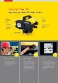 Leica Sprinter Siga adelante... Pulse el botón - Page 2