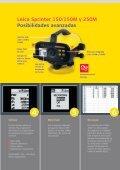 Leica Sprinter Siga adelante... Pulse el botón - Page 3