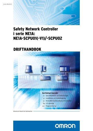 NE1A Series Driftshandbok