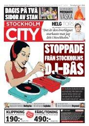 Tidningen Stockholm City