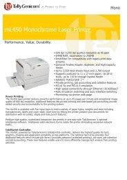 Xerox® WorkCentre® 7755/7765/7775 Multifunction Printer