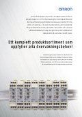 K8AB-_ Broschyr - Omron Europe - Page 2