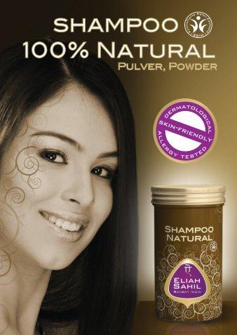 shampoo 100% Natural - Eliah Sahil