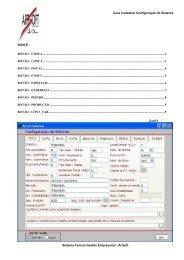BOTÃO : CONF.1 - Portal - Artsoft Sistemas