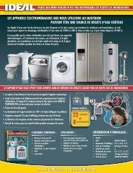 Brochures sur les produits - Ideal Security Inc.