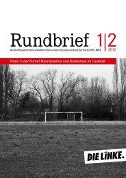 Rundbrief 1-2/2012 - Faschismustheorie