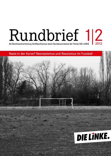 Rundbrief 1-2/2012 - Faschismustheorie
