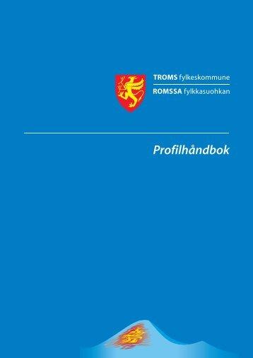 Profilhåndbok - Ansatte - Troms fylkeskommune