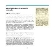 Kulturpolitiske utfordringer - Ansatte - Troms fylkeskommune