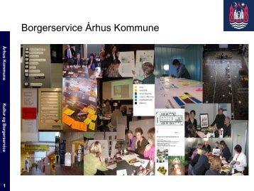 Kendetegn ved opgaver i borgerservice - Ansatte