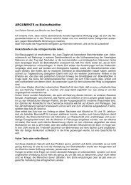 Schnell ARGUMENTE zu Biokraftstoffen.pdf - Die Linke