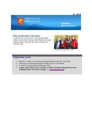 Nyhetsbrev 2 2012 - Ansatte - Troms fylkeskommune