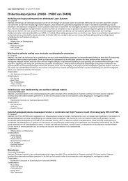 Onderzoeksprojecten (21660 - 21680 van 24496)