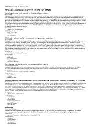 Onderzoeksprojecten (21660 - 21670 van 24496)