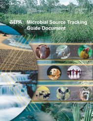Microbial Source Tracking Guide Document - Purdue Extension ...