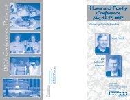 2006 Conference Pictures - Purdue Extension - Purdue University