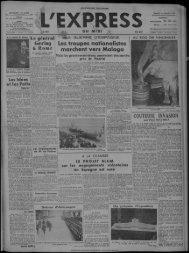 16 janvier 1937 - Bibliothèque de Toulouse