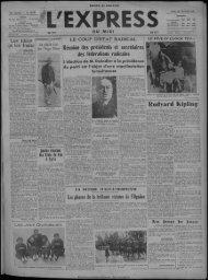 20 janvier 1936 - Bibliothèque de Toulouse - Mairie de Toulouse