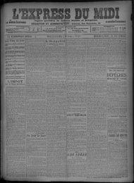 23 Juin 1908 - Bibliothèque de Toulouse