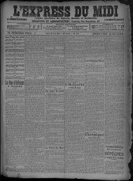 29 Juin 1908 - Bibliothèque de Toulouse