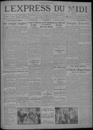 En coupe réglée Le Corps de l'Artillerie la nervosité Allemande est ...