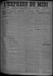 23 Avril 1902 - Bibliothèque de Toulouse