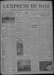 22 janvier 1932 - Bibliothèque de Toulouse