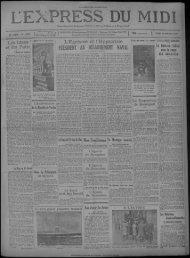 24 février 1930 - Bibliothèque de Toulouse
