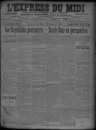 15 Août 1902 - Bibliothèque de Toulouse