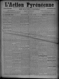 Jeudi 25 Octobre 1909, I - Bibliothèque de Toulouse