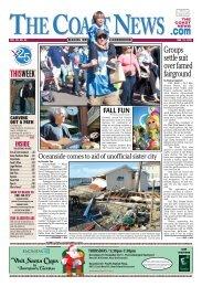 The Coast News, Nov. 23, 2012
