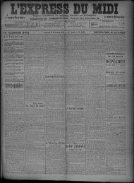 18 décembre 1908 - Bibliothèque de Toulouse