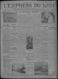 18 septembre 1931 - Bibliothèque de Toulouse