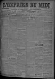 17 Juin 1902 - Bibliothèque de Toulouse