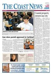 The Coast News, May 3, 2013