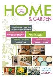 Home & Garden Guide - The Coast News
