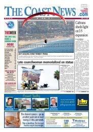The Coast News, Sept. 21, 2012