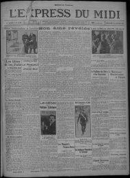 24 janvier 1932 - Bibliothèque de Toulouse
