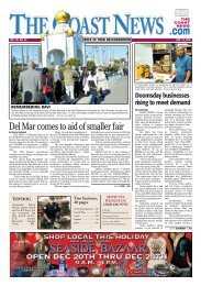 The Coast News, Dec. 21, 2012