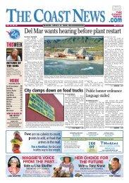 The Coast News, Oct. 5, 2012