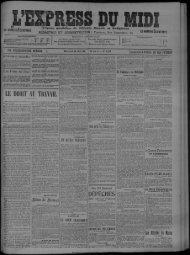 10 mai 1911 - Bibliothèque de Toulouse